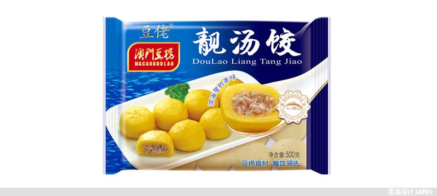 **豆捞,海鲜包装设计,杭州包装设计,龙虾球,品牌设计,浙江包装设计,食品海报设计,网站开发,农产品包装设计