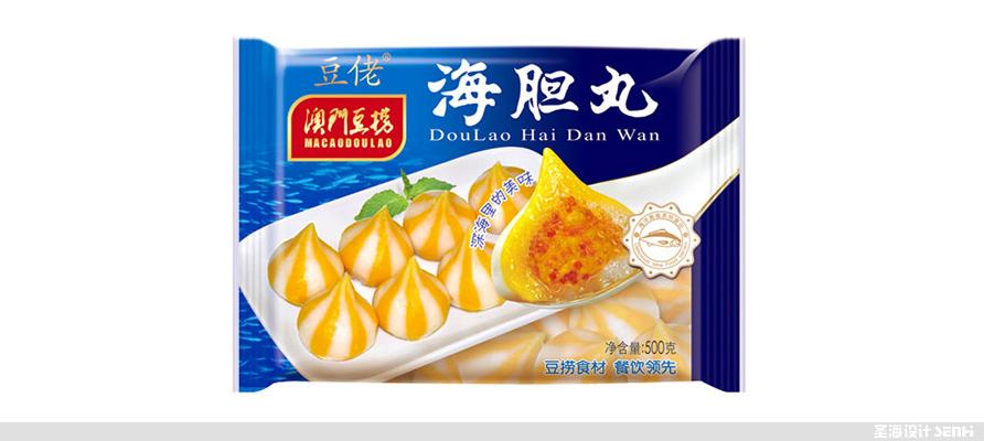 **豆捞,海鲜包装设计,杭州包装设计,海胆丸,品牌设计,浙江包装设计,食品海报设计,网站开发,农产品包装设计