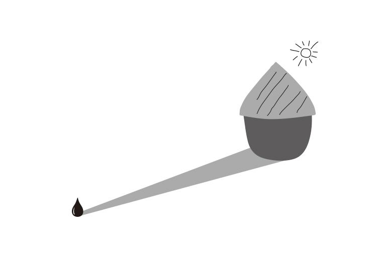 燕麦厨房餐饮专用酱油插画创意